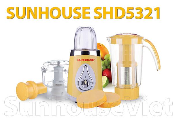 máy xay sinh tố đa năng Sunhouse SHD5321