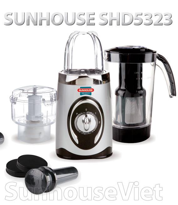 Máy xay sinh tố đa năng Sunhouse SHD5323 giá rẻ