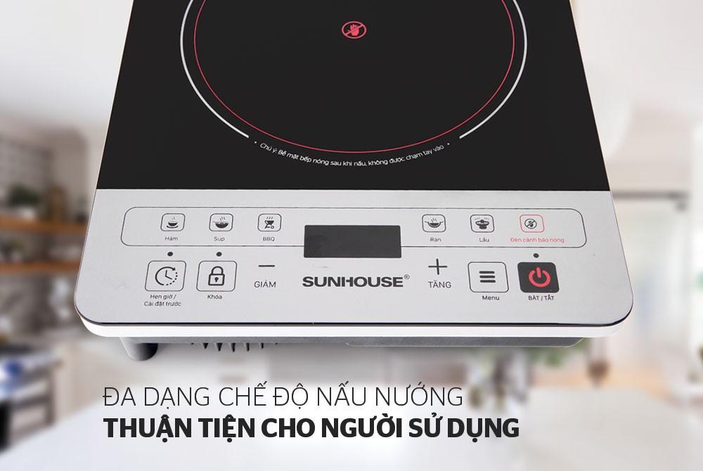 Bep hong ngoai sunhouse shd 6005 3