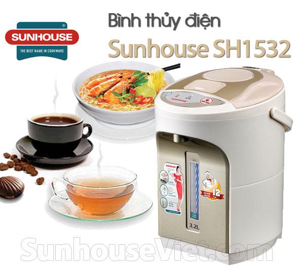 binh thuy dien sunhouse sh1532