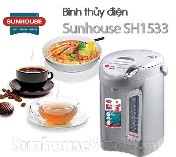 binh thuy dien sunhouse sh1533