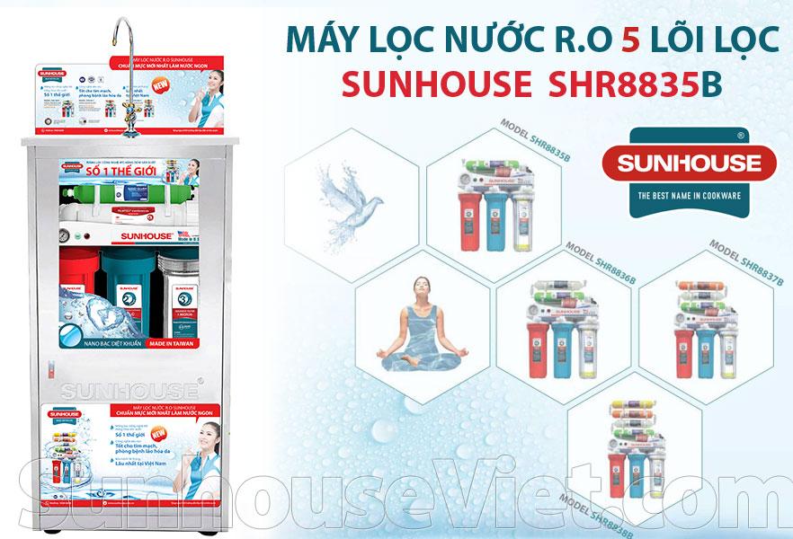 may loc nuoc r.o 5 loi sunhouse shr8835b cao cap