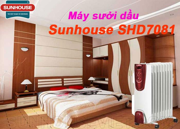 may suoi dau sunhouse shd7081 11 thanh nhiet