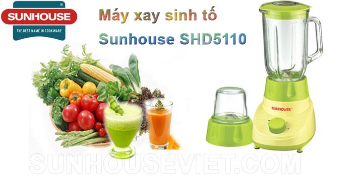 may xay sinh to 2 coi sunhouse shd5110 tien loi
