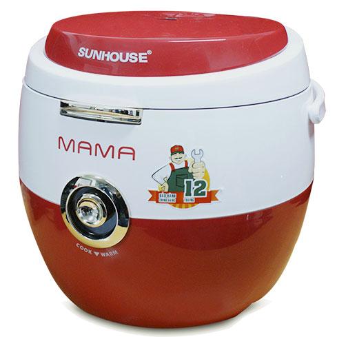 Nồi cơm điện Sunhouse Mama SHD8661 Hàn quốc nấu cơm ngon