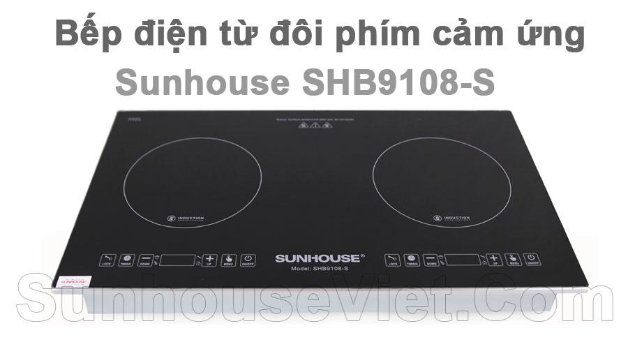 bep dien tu doi phim cam ung sunhouse shb9108-s