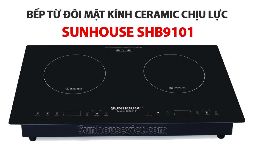 Bep tu doi Sunhouse SHB9101