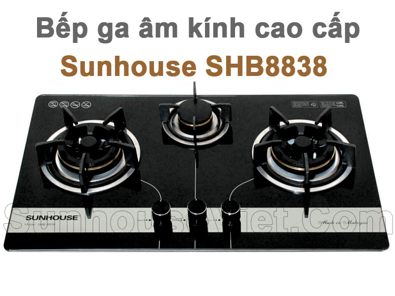 bep ga am kinh cao cap sunhouse shb8838