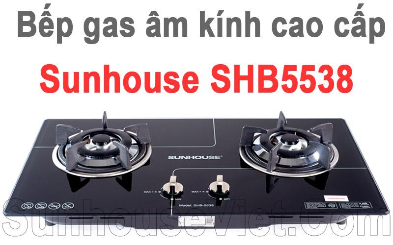 bep ga am kinh cao cap sunhouse shb5538