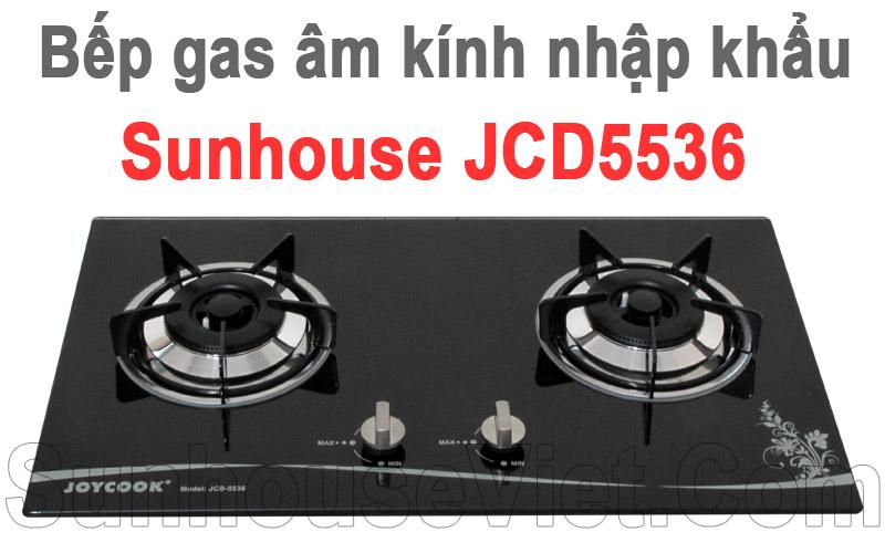 bep ga am kinh nhap khau sunhouse jcd5536