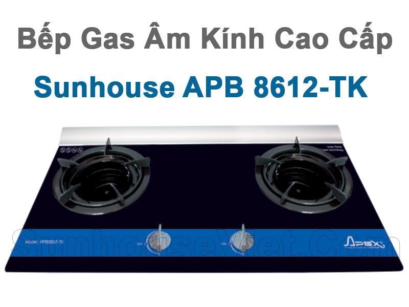bep ga am kinh cao cap sunhouse apb8612-tk