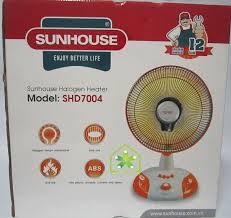 quạt sưởi Sunhouse