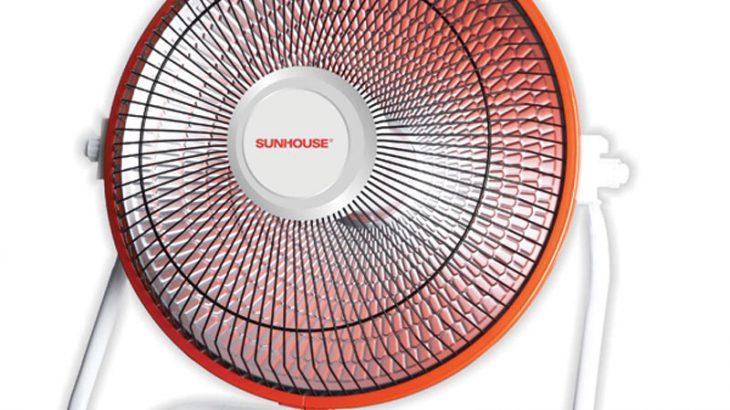 quạt sưởi Sunhouse 7018