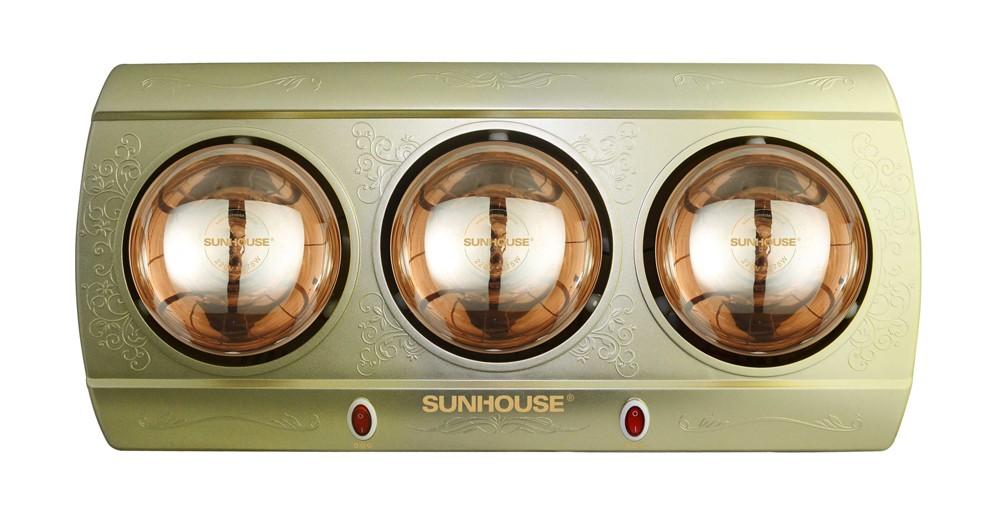 Đèn sưởi nhà tắm Sunhouse SHD3813