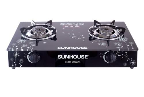 Bếp gas dương mặt kính Sunhouse SHB3365