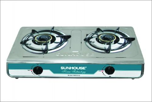 Bếp gas dương inox Sunhouse SHB2013I