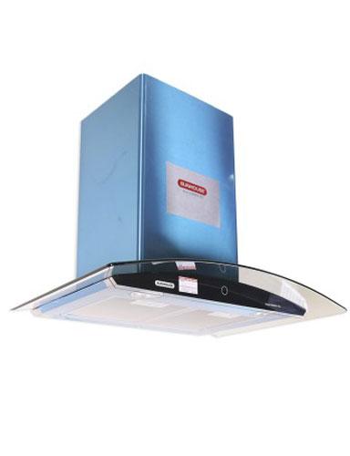 Máy hút mùi Sunhouse SHB6632-70C kính cong
