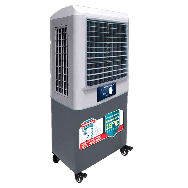 máy làm mát không khí - quạt điều hòa sunhouse shd7745