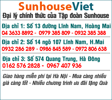 Đồ gia dụng nhà bếp Sunhouse online giá rẻ tại Hà Nội