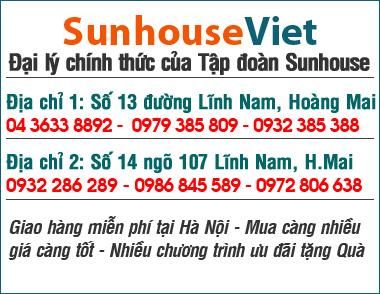 banner Sunhouseviet Liên hệ các hệ thống cửa hàng của Thế Giới Đồ Dùng Việt Mart